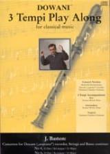Concertos N°4 Sol Maj. et N°6 En Ré Maj. John Baston laflutedepan.com