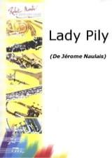 Lady Pily Jérôme Naulais Partition Clarinette - laflutedepan.com