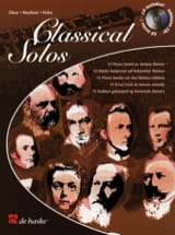 Classical Solos - Hautbois + CD Partition laflutedepan.com