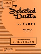 Selected Duets for Flute - Volume 2 Partition laflutedepan.com
