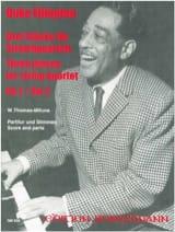 Duke Ellington - 3 Piezas para Cadena de Cuarteto, Volumen 2 - Partituras de Partitura - Partitura - di-arezzo.es