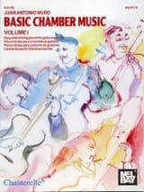 Basic Chamber Music – Volume 1 Juan Antonio Muro laflutedepan.com