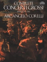 CORELLI - Complete Concerti Grossi - Full Score - Sheet Music - di-arezzo.co.uk