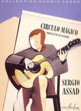 Sergio Assad - Circulo magico - Partition - di-arezzo.fr
