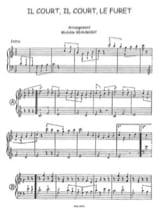 Michèle Beaumont-Chollet - Rondes et Chansons De France Volume 1 - Partition - di-arezzo.fr