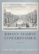 Concerto D-Dur – Flöte Klavier Johann Stamitz laflutedepan.com