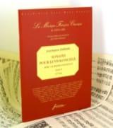 Sonates Pour le Violoncelle Livre 1 - laflutedepan.com