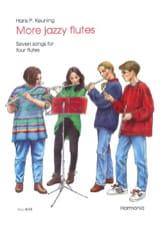 More Jazzy Flutes - 4 Flutes Hans P. Keuning laflutedepan.com