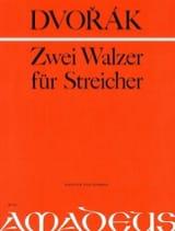 2 Walzer für Streicher –Partitur + Stimmen - laflutedepan.com
