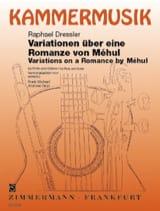 Variationen über eine Romanze von Méhul laflutedepan.com