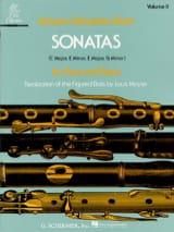 Sonatas - Volume 2 – Flûte piano - laflutedepan.com
