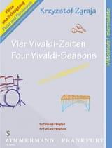 Vier Vivaldi-Zeiten - Flûte et vibraphone laflutedepan