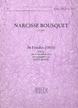 Narcisse Bousquet - 36 Studies 1851 - Volume 3 - Sheet Music - di-arezzo.com