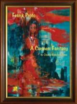 Franck Proto - A fantasy Carmen - Double bass piano - Sheet Music - di-arezzo.co.uk
