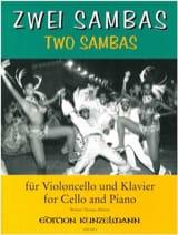 Werner Thomas-Mifune - 2 Sambas - Partition - di-arezzo.fr