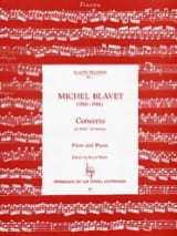 Michel Blavet - Concerto in A minor - Sheet Music - di-arezzo.com
