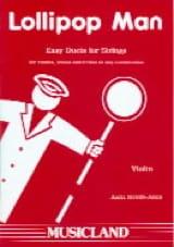 Lollipop Man - Easy Violin Duets Anita Hewitt-Jones laflutedepan.com