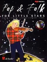 Pop & Folk for little stars - Jos van den Dungen - laflutedepan.com