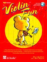 Violon Fun Dinie Goedhart Partition Violon - laflutedepan.com