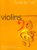 Tunes for Two - Violins Christopher Tambling laflutedepan.com