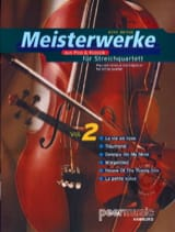 René Mense - Meisterwerke Fur Streichquartett Volume 2 - Sheet Music - di-arezzo.co.uk