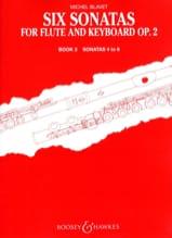 6 Sonatas op. 2 (Volume 2) – Flute piano - laflutedepan.com