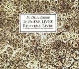 Deuxième et Huitième Livre des Pièces pour la flûte traversière - laflutedepan.com