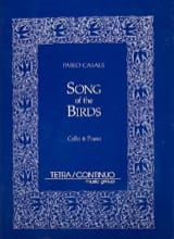 Pablo Casals - Song of the Birds - Sheet Music - di-arezzo.com