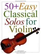 50+ easy classical Solos for Violon Partition laflutedepan.com