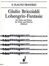 Lohengrin-Fantasie op. 129 - Flöte Klavier laflutedepan.com