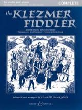The Klezmer Fiddler Jones Edward Huws Partition laflutedepan.com