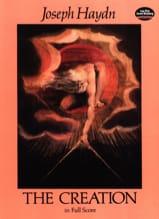 La Création - Full Score - Joseph Haydn - Partition - laflutedepan.com