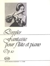 Franz Doppler - Fancy Airs Vlachs op. 10 - Sheet Music - di-arezzo.co.uk