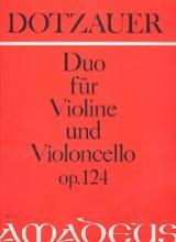 Duo für Violine und Violoncello op. 124 laflutedepan.com