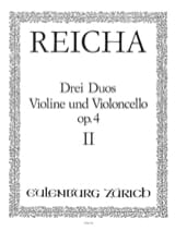 3 Duos op. 4 n° 2 - Violine und Violoncello laflutedepan.com