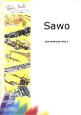 Sawo André Ameller Partition Hautbois - laflutedepan.com