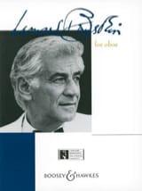 Bernstein for Oboe Leonard Bernstein Partition laflutedepan.com