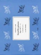 Philippe Esprit (L'Aîné) Chédeville - Sonatilles galantes op. 6 n° 4-6 - Partition - di-arezzo.fr