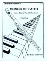Now thank we all our God Song of Faith) Bill Holcombe laflutedepan.com