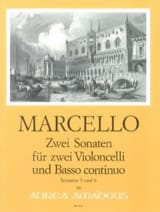 2 Sonaten Nr. 5 und 6 -2 Violoncelli u. Bc laflutedepan.com