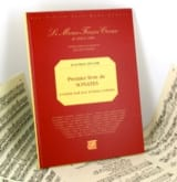 Jean-Marie Leclair - Sonatas 1st book - Fac Simile - Sheet Music - di-arezzo.co.uk