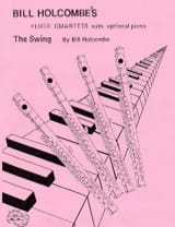 The Swing – 4 Flutes Bill Holcombe Partition laflutedepan.com