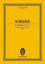 Symphonie Nr. 2 C-Moll, Op. 29 - Conducteur - laflutedepan.com