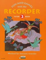 Fun and games with the recorder - Tutor 2 laflutedepan.com