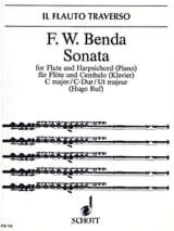 Sonate C-Dur – Flöte Cembalo (Klavier) - laflutedepan.com