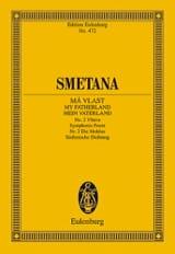 Die Moldau Mein Vaterland Nr 2 - Partitur laflutedepan.com