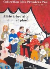 Mes premiers pas – Flûte à bec alto piano - laflutedepan.com