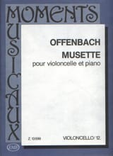 Jacques Offenbach - haversack - Sheet Music - di-arezzo.com