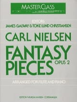 Carl Nielsen - Fantasy pieces op. 2 - Flute piano - Sheet Music - di-arezzo.co.uk