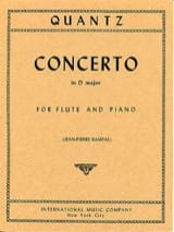 Concerto in D major – Flute piano laflutedepan.com